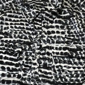Calvin Klein Tops - Calvin Klein Size XL Printed Buttonup Dress Shirt